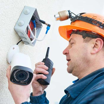 Carmarthenshire business cctv system repairs